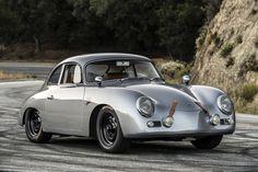 """chromjuwelen: """"1964 Porsche 356 Emory Outlaw. """"                                                                                                                                                                                 もっと見る"""