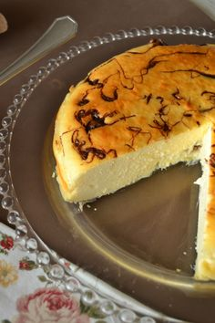 Simple cheese-with-yogurt and choc Yogurt Recipes, Cheese Recipes, Gluten Free Desserts, No Bake Desserts, Hispanic Desserts, Cupcake Recipes, Dessert Recipes, Chess Cake, Chocolate Cheesecake Recipes