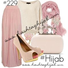 Hashtag Hijab Outfit #229,