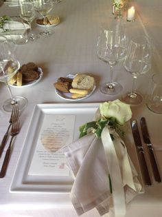 Cadelach #wedding #table banchetto di #nozze #misenplace http://www.cadelach.it/en/wedding.php