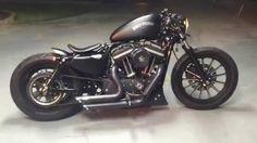 2013 Harley Davidson Custom Iron Sportster Bobber