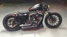 Hello!!!Custom Bobber 2013 Harley Davidson 883 Iron Sportster