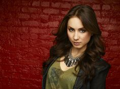 Pretty Little Liars star Troian Bellisario
