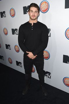 Cody Christian arrives at MTV's 'Teen Wolf' and 'Sweet/Vicious' Premiere Event on November 2016 in Los Angeles, California. Cody Christian, Pretty Little Liars, Pretty Boys, Mike Montgomery, Fine Men, Attractive Men, Good Looking Men, Hot Boys, Sexy Men