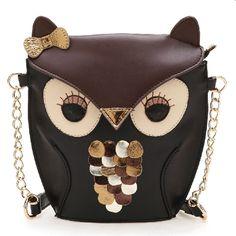 $9.70 (Buy here: https://alitems.com/g/1e8d114494ebda23ff8b16525dc3e8/?i=5&ulp=https%3A%2F%2Fwww.aliexpress.com%2Fitem%2FFashion-Owl-Women-Shoulder-Bags-PU-Leather-Creative-Cute-Mini-Messenger-Bag-Change-Purse-Little-Handbag%2F1963735776.html ) Fashion Owl Women Shoulder Bags PU Leather Creative Cute Mini Messenger Bag Change Purse Little Handbag Lady Bow crossbody bags for just $9.70