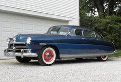 1949 Hudson Super Six // Helloooo, handsome!