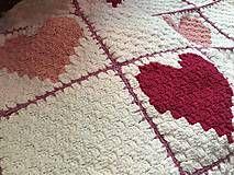 Deka do kočíka Gold - Srdiečko, ružová / moj. Shag Rug, Rugs, Gold, Home Decor, Shaggy Rug, Farmhouse Rugs, Decoration Home, Room Decor, Blankets