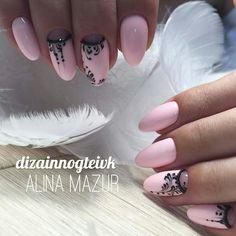 and Beautiful Nail Art Designs Fancy Nails, Love Nails, Pink Nails, Dream Nails, Pretty Nails, Elegant Nails, Stylish Nails, Beautiful Nail Art, Beautiful Nail Designs