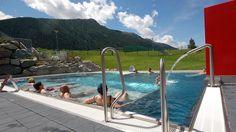 Familien Bad, #Zernez, Engadin, Switzerland (www.familienbad.ch/)