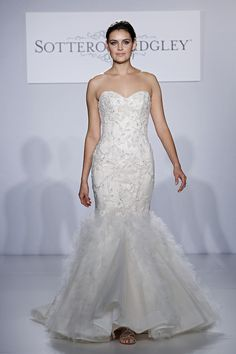 Sottero and Midgley Runway Show, Fall 2014 - Wedding Dresses and Fashion Ideas