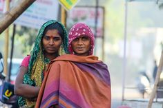 The Two Women by Indresh Gupta