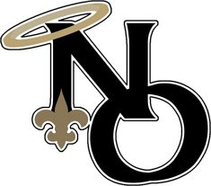 New Orleans Saints Clip Art | New Orleans Saints Alt logo by Djray1985
