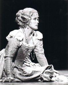 Kiri Te Kanawa as Desdemona in Otello. Kiri Te Kanawa, Opera Singers, Classical Music, Diva, Statue, History, Gallery, Pretty, Legends