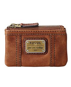 Fossil Handbag, Emory Zip Coin Case - Handbags & Accessories - Macy's