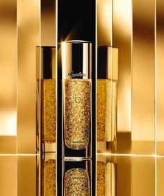 Guerlain Parure Gold Foundation and L'Or for Fall 2015