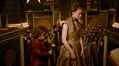 That time she married Tyrion which, to be fair, was delightfully murder-free by Westeros' standards. | A Definitive Ranking Of The Crappy Things That Have Happened To Sansa Stark
