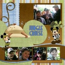 HalloWishes - MouseScrappers - Disney Scrapbooking Gallery
