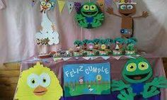 Kids Party Themes, Birthday Cake, Desserts, Ideas Cumpleaños, Food, Napkin Holders, Farm House Tables, Tailgate Desserts, Deserts
