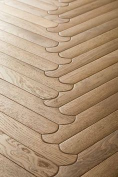 Hot from the latest wooden flooring trade show we are very happy to present an Unusual Parquet from Listone Giordano designed by Patricia Urquiola. Wooden Floor Pattern, Wooden Floor Texture, Tiles Texture, Patricia Urquiola, Floor Patterns, Wall Patterns, Floor Design, Tile Design, Paving Pattern