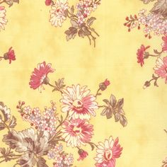 moda-lario-2533-large-floral-print-on-pale-yellow-background-100-cotton-fabric-9574-p.jpg (750×750)