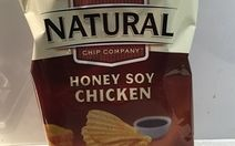 Natural Chip Company Honey and Soy Chicken Chips Review