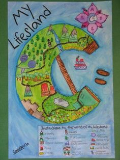Autobiography Island...Terrific for upper elementary!