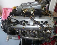 Porsche 928 engine