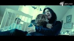 This is when my heart broke 💔 Alan Rickman played his part so well.. #HarryPotter #Hogwarts #Snape #Severus #Lilly #Harry #Potter #Deathly #Hallows #DeathlyHallows
