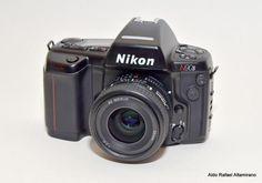 Photographer Jim Austin reviews The Nikon N90 35mm film camera