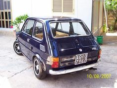 fiat 126 giannini gp anno 75 Fiat 500, Fiat Models, Design Cars, Fiat Abarth, Steyr, City Car, Cars And Motorcycles, Cool Cars, Dream Cars