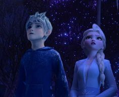 Jack Frost E Elsa, Jake Frost, Jack And Elsa, Jelsa, Disney Princess Pictures, Disney Pictures, Disney Frozen Elsa, Elsa Frozen, Disney Crossovers