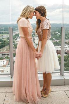 Revelry - Skylar Skirt, $125.00 (https://shoprevelry.com/Revelry-bridesmaid-dresses-and-separates-tulle-skylar-maxi-skirt/)