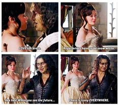 Funny Rumple/Cora moment - Once Upon A Time Fan Art (36584460) - Fanpop