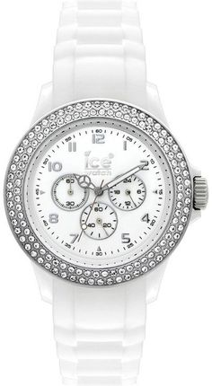 women's watches  Shop online for Ice-Watch Stone Multifunction – White Unisex watch #MF.WS.U.S.10