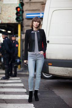 Carolines Mode | StockholmStreetStyle  Anya Ziourova