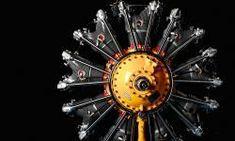 Pratt & Whitney Radial Engine