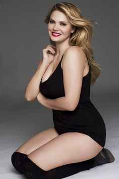 Russian curvy models, plus size beauty: Photo Beautiful Curves, Sexy Curves, You're Beautiful, Curvy Girl Fashion, Plus Size Fashion, Molliges Model, Model Body, Parda, Mode Plus