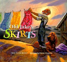 Old Jake's Skirts Teach dialogue, similes