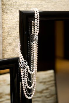 They say diamonds are a girl's best friend; we say CHANEL diamonds (and pearls) are a girl's best friend. Every inch of CHANEL Joaillerie is a nod to Coco Chanel Necklace, Chanel Pearls, Chanel Jewelry, Pearl Jewelry, Fashion Jewelry, Pearl Necklace, Beaded Necklace, Pearl Love, Pearl And Lace