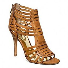 The Coach Lucy Heel