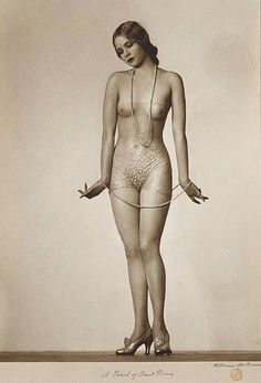 Vintage photo by William Mortensen 1887 - 1965
