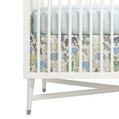 Caravan Percale Crib