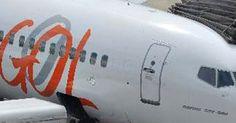 #Belém: Cauda de avião bate em pista e voo é cancelado para #SãoPaulo