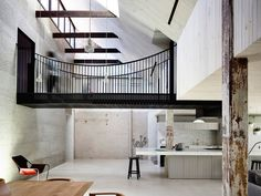 Detail Collective | Interior Spaces | Fitzroy Loft by Architects EAT | Image:Derek Swalwell