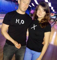 Благодарные клиенты. Мои футболки.  #отдых #боулинг #игра #футболкиручнойработы #счастье #довольныезаказчики #футболки #дизайнерскаяколлекция #роспись #стиль #дизайнескаяодежда