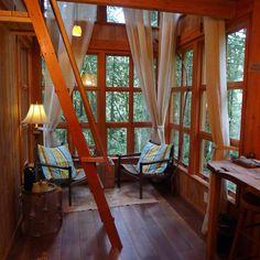 TreeHouse Point   Trillium Treehouse
