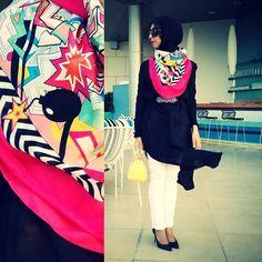 Neckscarfs w hijabs >>> #hijab