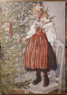Love my Swedish Christmas decorations!