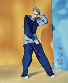 """""""New Wave"""" Marie Claire US March 2017"""