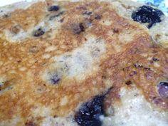 Gluten-Free Fruit & Nut Pancakes